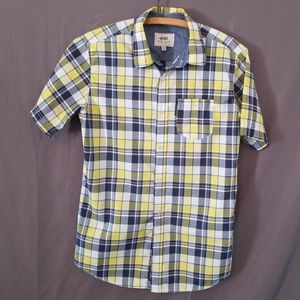 Ecko Unlimited Short Sleeve Button Up Shirt XS